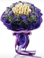 Imported Ferrero Rocher Chocolate Bouquet 2